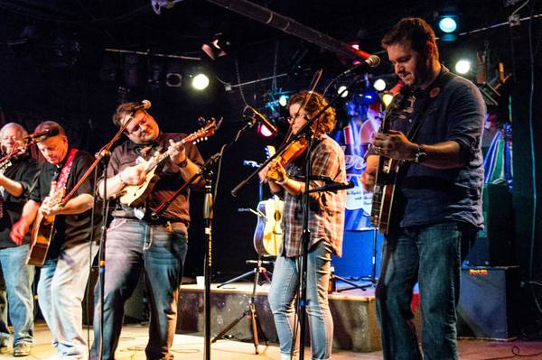 Bluegrass Inspired Band Looking to Fill Dates
