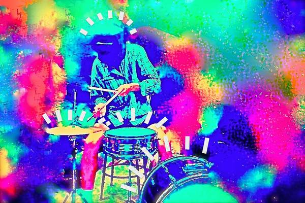 One Man Band Show Available for Hire (jazz/blues/funk/electronic)