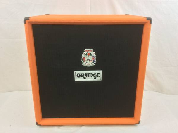 Orange OBC410 Bass Guitar Cabinet