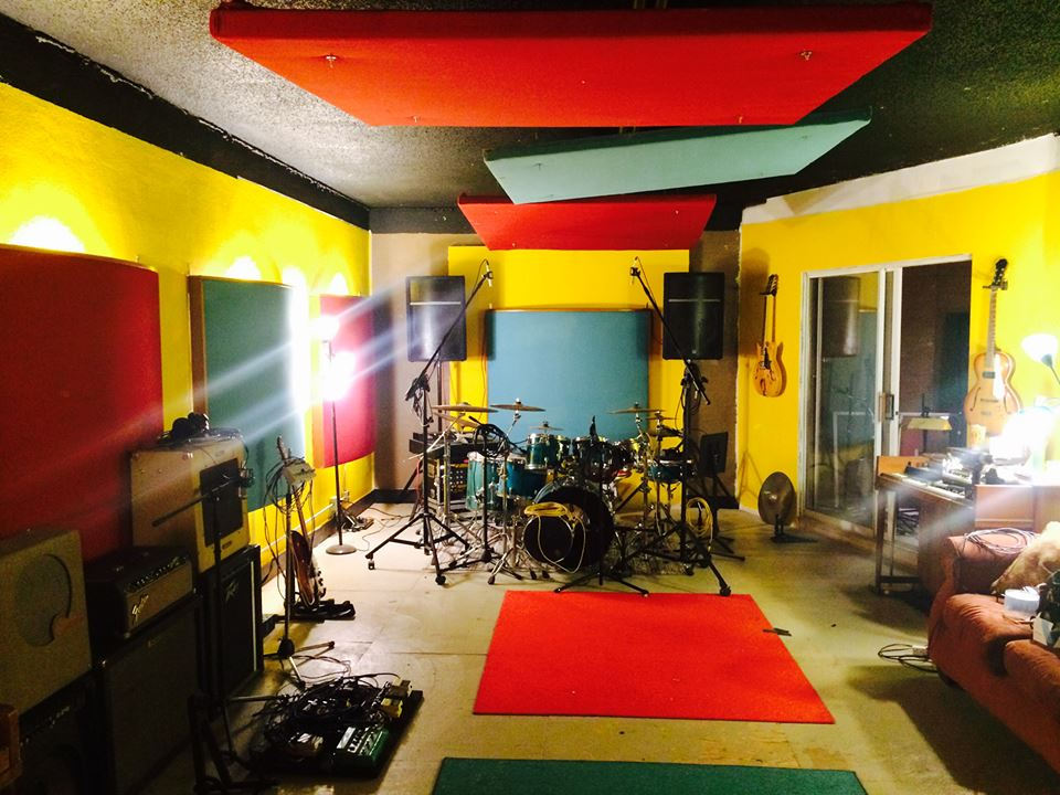 Marshall Sound Studios Booking for Jan/Feb
