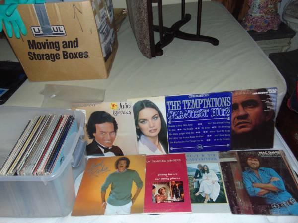 Vinyl LP Albums