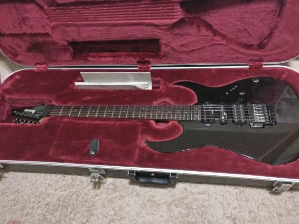 Ibanez RG1570 Prestige Mirage Red Electric Guitar MIJ Japan