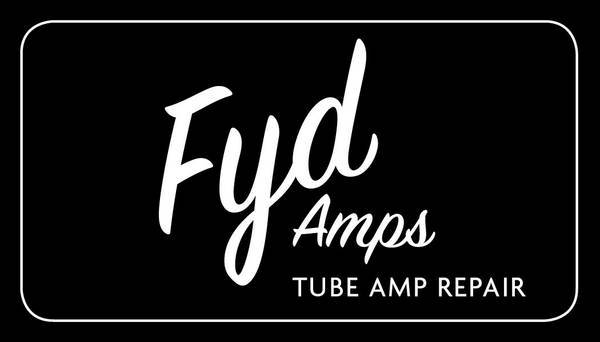 Tube Amp Repair, Service and Custom Design
