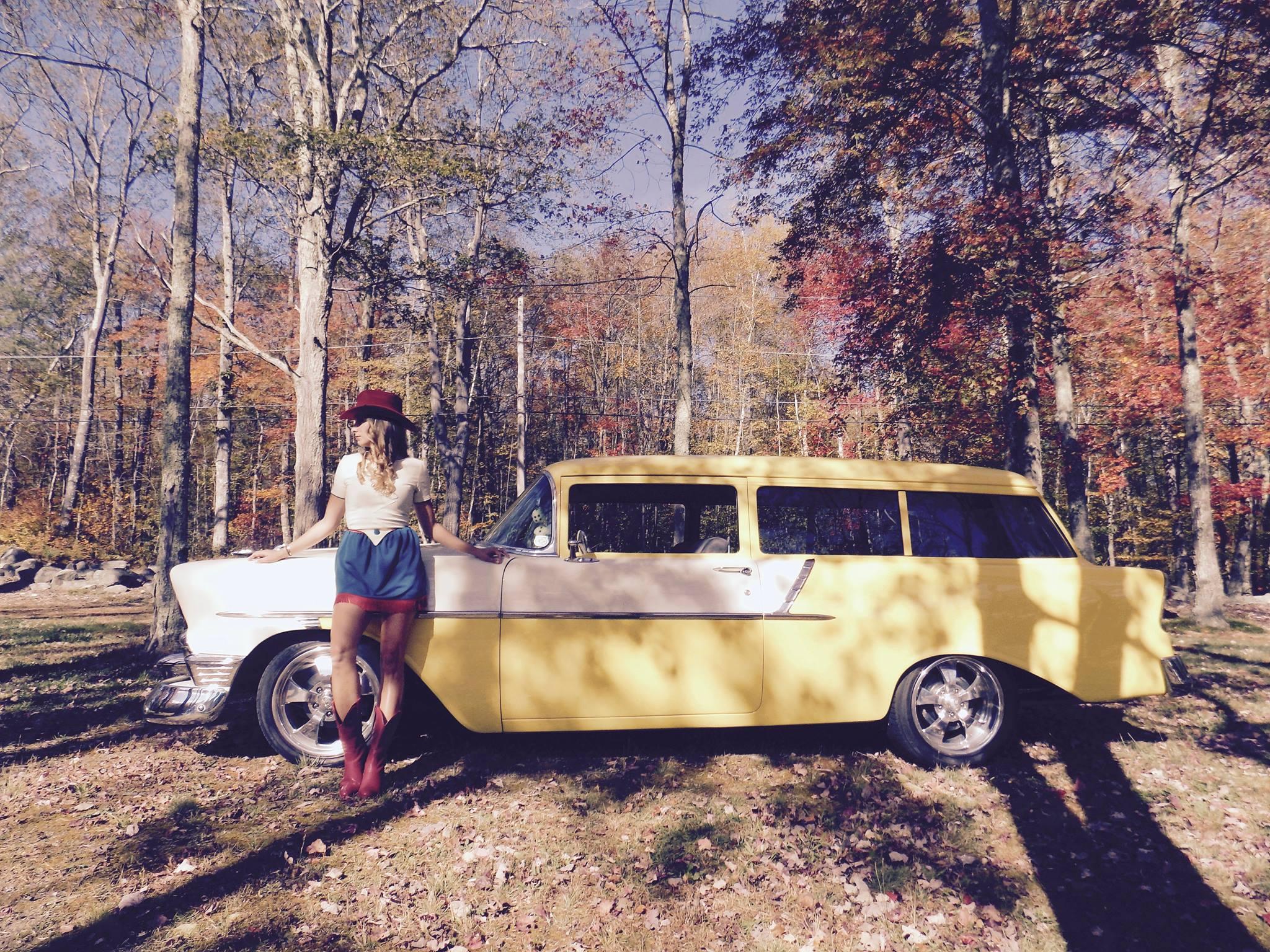 Nashville Country Songstress Charlie Marie