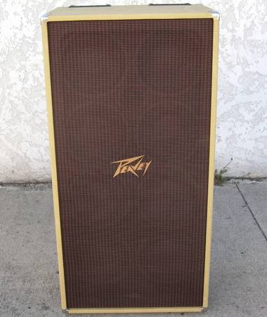 Peavey Classic 810 TX Bass Cabinet