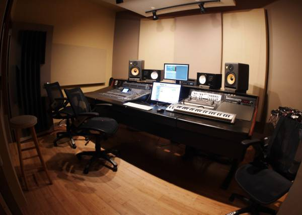 Hip-Hop/R&B Vocal Recording and Production Studio
