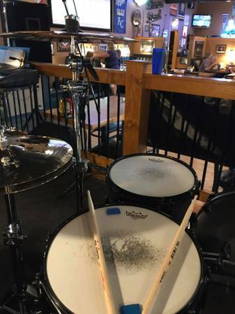 Quality, Classically Trained Pro Drummer Looking for Gigs! Ready Now!!