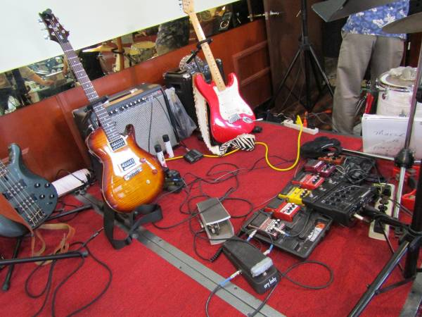 Rock Guitar Private Lessons For Beginners