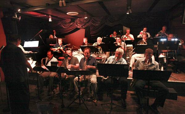 Call for Big Band and Small Combo Jazz Musicians