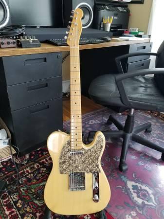 2007 Fender Baja Tele