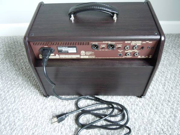 BOSS Acoustic Singer PRO 120-watt AMP with EXTRAS
