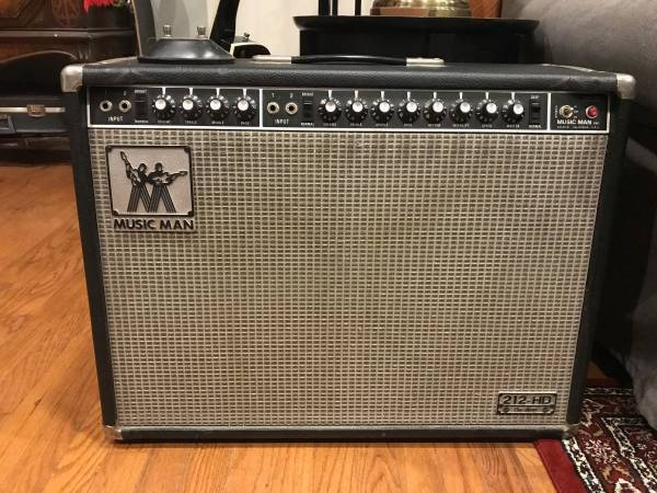 70's Music Man 212 HD130