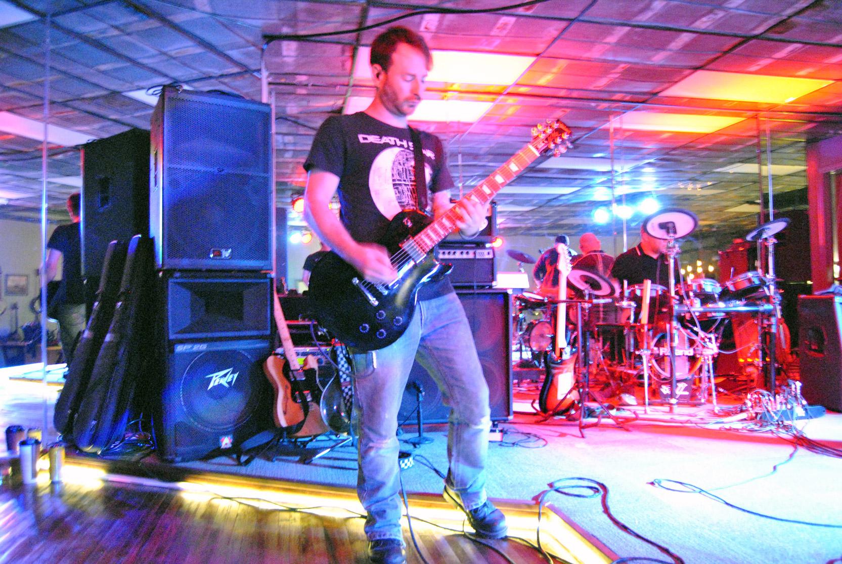 Band Seeking Bass Player/ CoVocalist