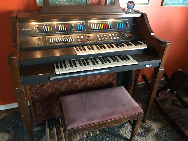 Baldwin Fun Machine Organ