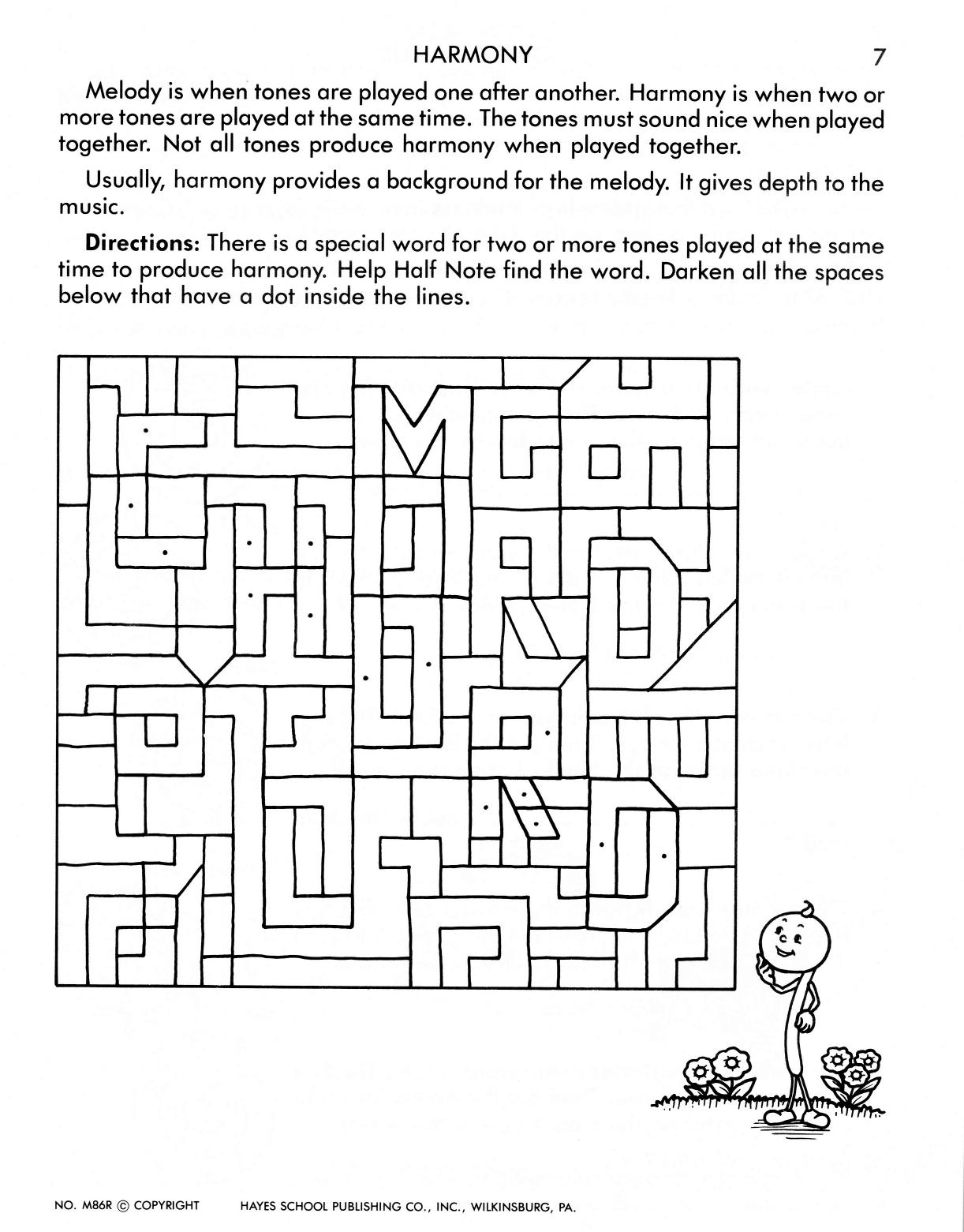 Worksheet Page 7