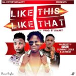 [Music] Wharspy Jay Ft. Sunday Cole x J Sweet – Like This Like That