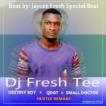 djfresh t ft destiny boy x qdot ft small doctor(by Jaycee frosh special beat 08091013792