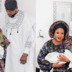 Nollywood Actress Toyin Abraham unveils new family portraits (See Photos)