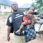 Abandoned Child Rescued With A Polythene Bag Containing Her Clothes (Read full Details)