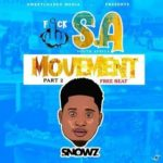 [🔥 FREE BEAT ] Snowz Beat – Movement Part 2 (fvck S. A Xenophobia)