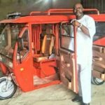 [News] This ₦990k Made-In-Nigeria Keke Comes With Doors And Front/Reverse Cameras (Photos)
