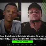 SHOCKING!!! How PelePele's Suicide Mission Started – Softboi Kido, The Guy He Died In His House Reveals (Watch Video)