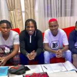 "Naira Marley Unveils Record Label ""Marlian Music"", Signs New Artistes On Board"