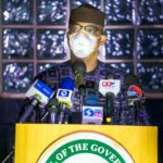 Good people of Ogun State, see highlights of my press briefing today, 5th June, 2020 on COVID-19, the first related briefing since we moved into the 2nd Phase of the Lockdown Easing on 1st June: