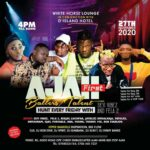 Seyi Vibez and Fela 2 with DJ Spirit, Dj Bob Star Coming To Perform At White Horse Lounge/D Island Hotel (Read Details)