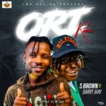 S Brown Ft. Barry Jhay – Ori Cover