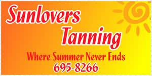 Sun lovers Tanning