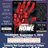 GIVEAWAY: red-carpet premiere for A HOUSE IS NOT A HOME Thursday, September 1 (Philly, PA)