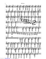 Ole Guappa music sheet and notes by Malando and His