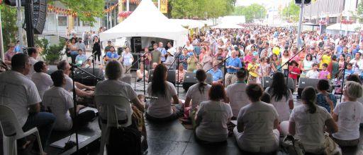 Music of Joy – Canberra Multicultural Festival