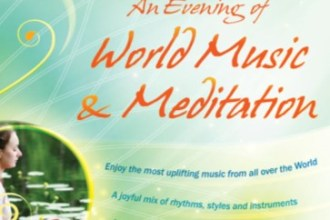 An Evening of World Music & Meditation in Sydney – Saturday 2nd December, 2017
