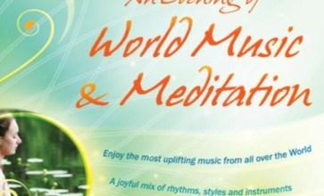 An Evening of World Music & Meditation in Sydney – Saturday 2nd December, 2017