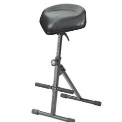 Guitar Playing Chair Leather Smoking Best Stools And Chairs Give Your A Solid Foundation K M Performance Stool