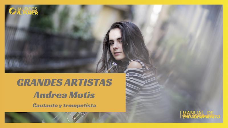 Entrevista a Andrea Motis
