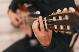 Violín y guitarra Bodas