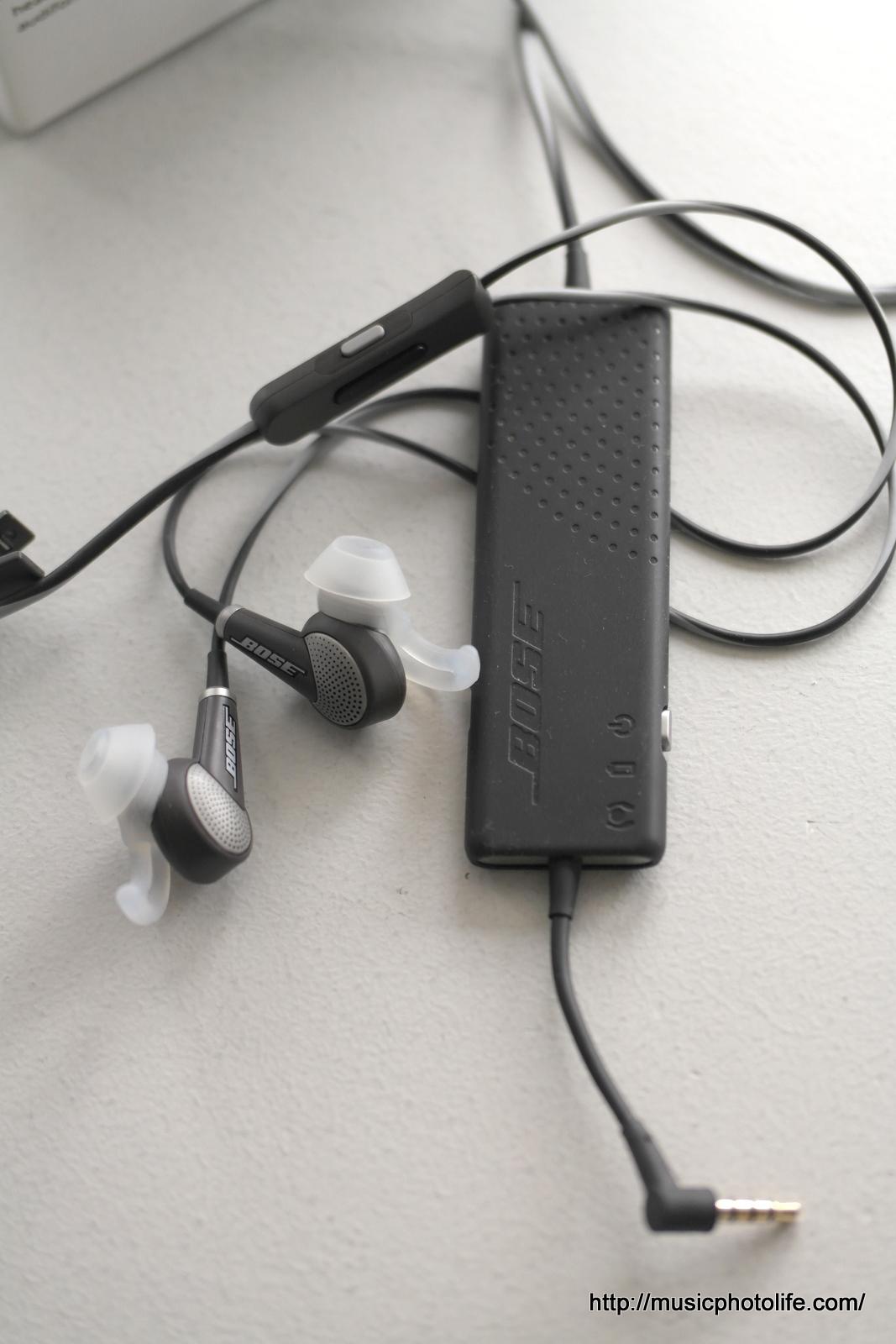 Mini Car Vacuum >> Bose QC20 Noise-Cancelling Earphones: Review