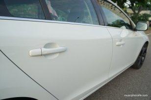 Volvo S60 T5 lock sensors in every door