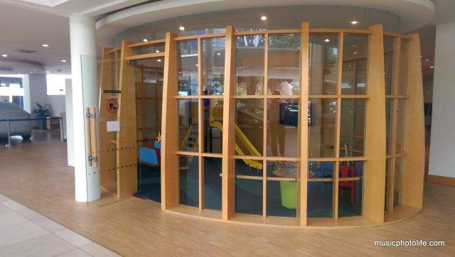 Volvo Showroom Playground