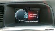 Volvo S60 T5 Sensus display