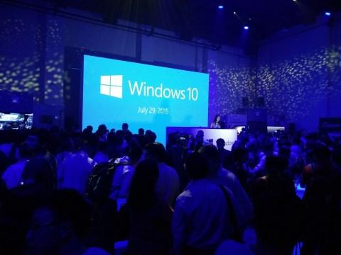Windows 10 Launch Party Singapore 29 Jul 2015