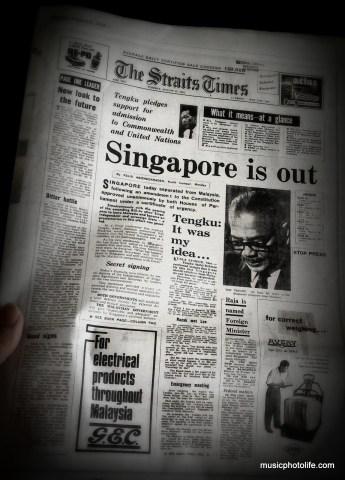 Straits Times 9 Aug 2015 reprinted 1965