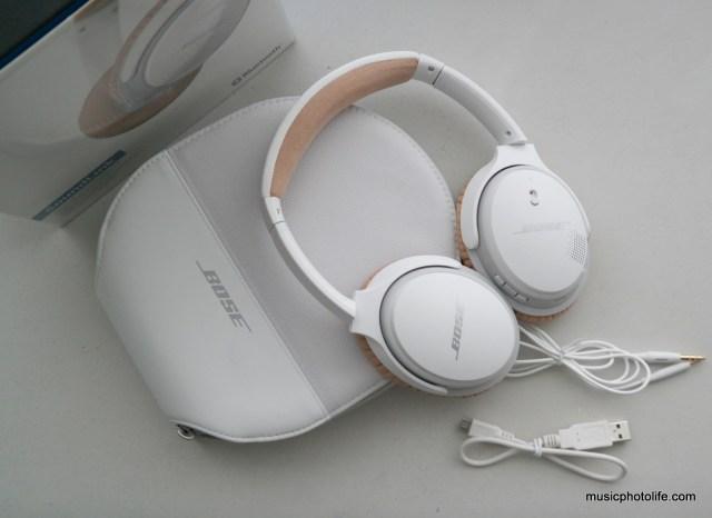 Bose SoundLink headphones II review by musicphotolife.com