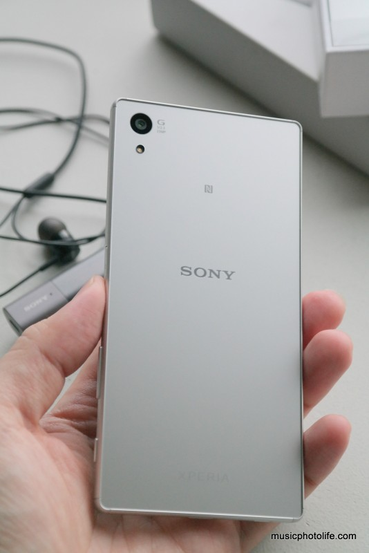 Sony Xperia Z5 review by musicphotolife.com
