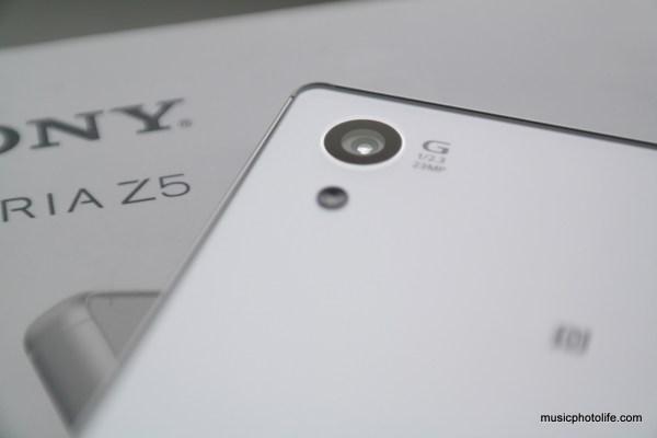 Sony Xperia Z5 review by musicphotolife.com