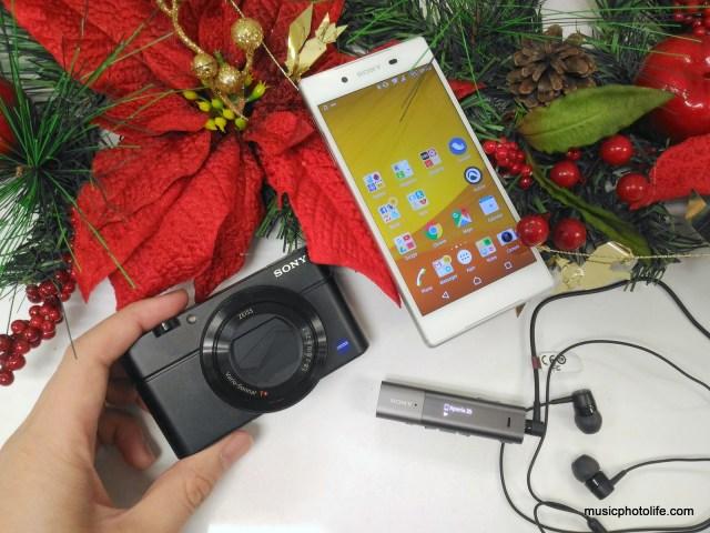 Sony Xperia Z5 RX100IV SBH-54