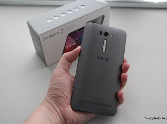Zenfone 2 Laser ZE601KL review by musicphotolife.com